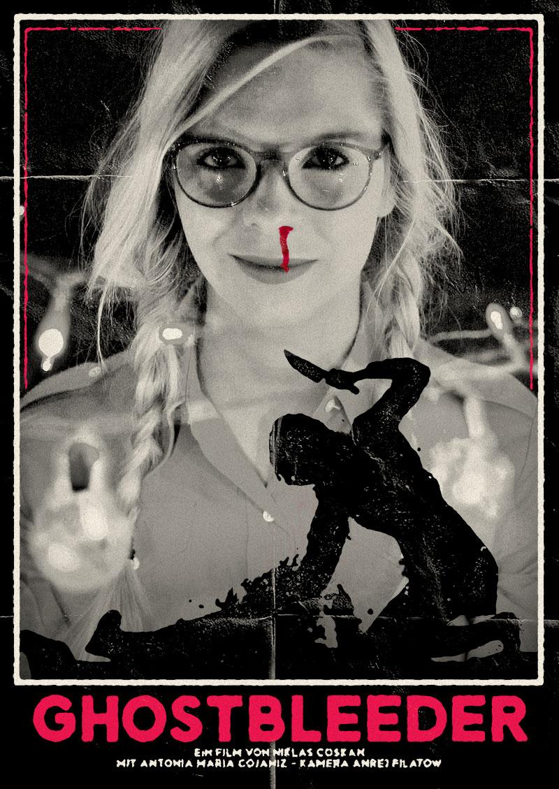 Ghostbleeder - Filmplakat
