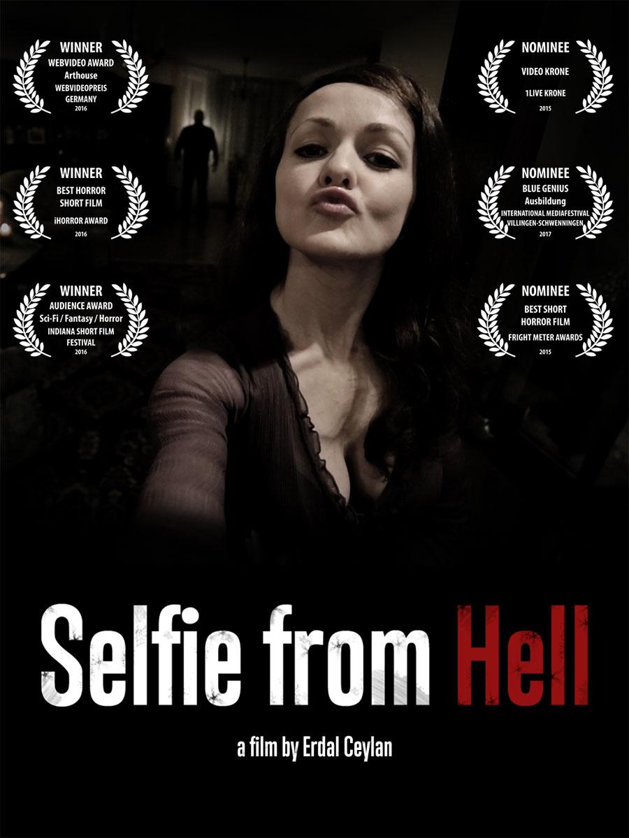 Selfie from Hell - Filmplakat